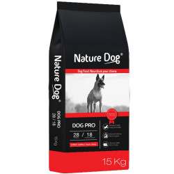 Croquettes chien Dog Pro 28/18 Nature Dog