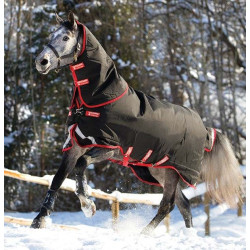 Couverture cheval Horseware Rambo Supreme with Vari Layer