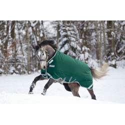 Couverture cheval Horseware Rambo Original with Leg Arches