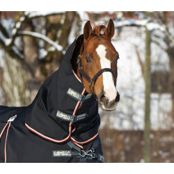 Couvre-cou Rambo Optimo Horseware