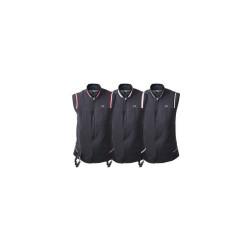 Gilet équitation softshell Prestige Hélite compatible airbag