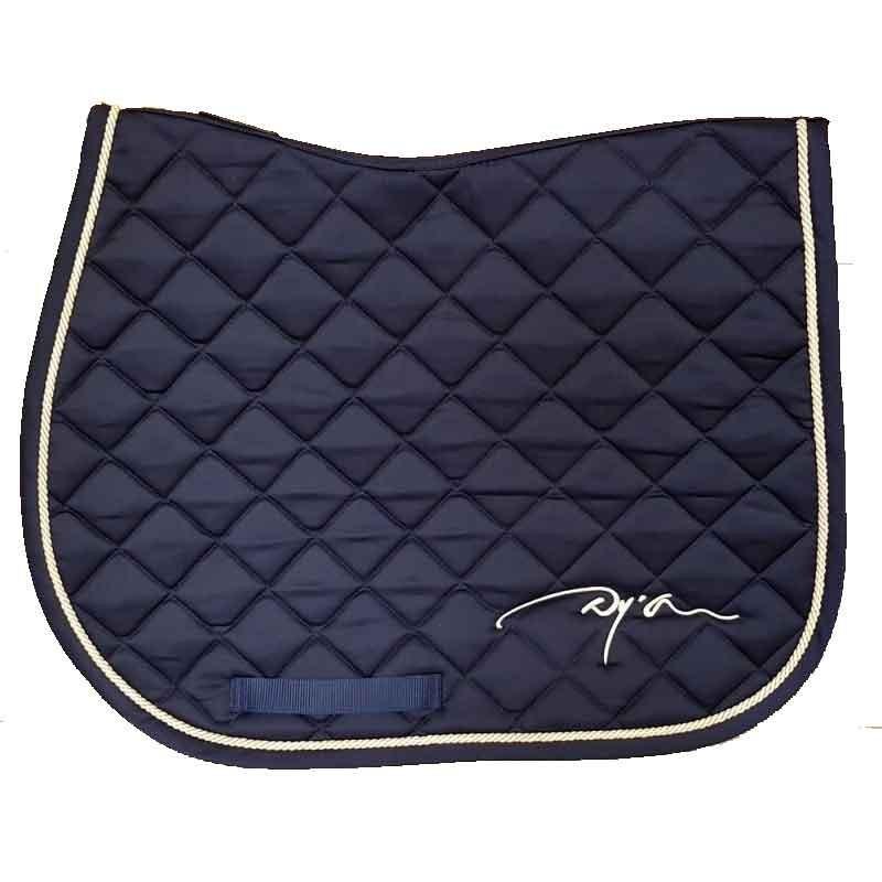tapis de selle bleu marine dy 39 on. Black Bedroom Furniture Sets. Home Design Ideas