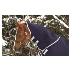 Couvre-cou amovible Horseware Rambo Original with Leg Arches
