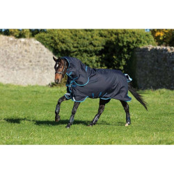 Couverture cheval Horseware Amigo Bravo 12 plus Bundle