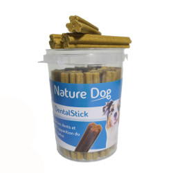 DentalStick chiens Nature Dog