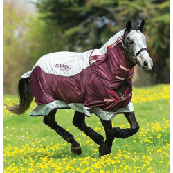 Couverture cheval Horseware Rambo Summer Series 0g Lite