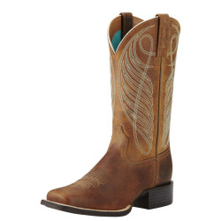 Botte Western Round up Ariat