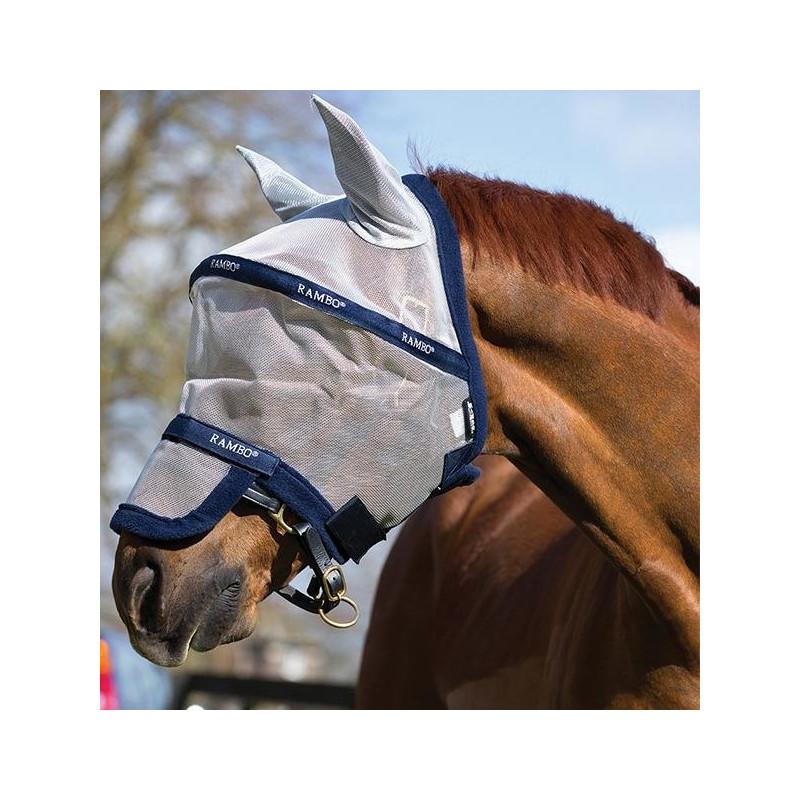 Masque anti-mouches Rambo Plus Horseware