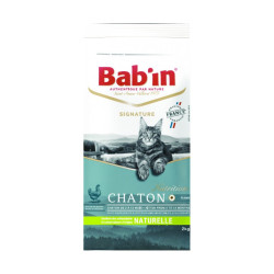 Croquettes chat babin signature chaton 2kg