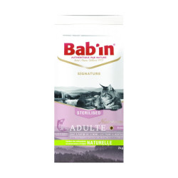 Croquettes chat Bab'in Signature Adulte Saumon 2kg