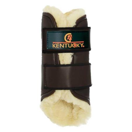 Guêtre de travail arrière cuir mouton Kentucky
