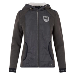 Sweat hoody avec zip Bellevue HV Polo