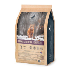Croquettes Original Cat & Kitten Wolfood 3kg
