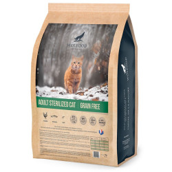 Croquettes Adult sterilized Cat Wolfood 3kg