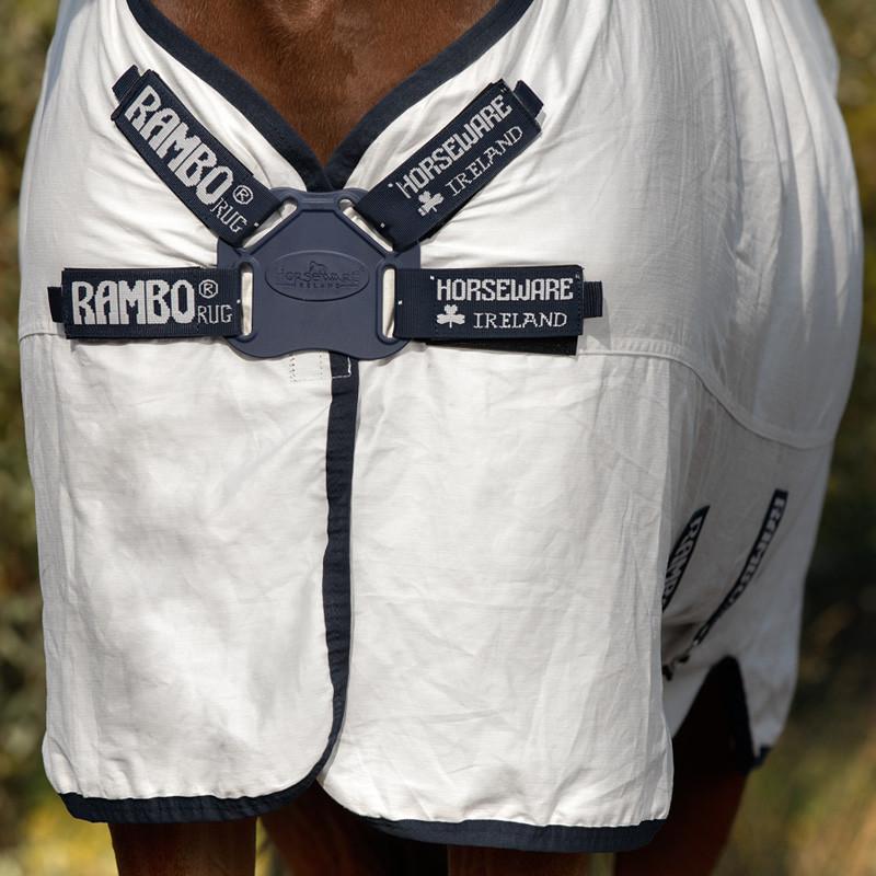 Couverture anti-mouche Rambo Natura Summer Sheet Horseware