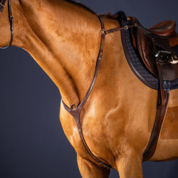 Collier de chasse Dy'on New English Collection + martingale