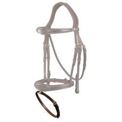 """Noseband 1/2"""" Dy'on collection"""